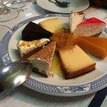 Échantillon dessert