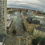 Hammarbys marsch höst säsongens start 2013 från medborgarplatsen