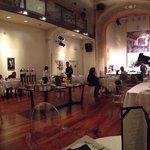 Sala della colazione, design moderno.