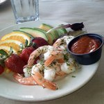 Affordable Seafood and Fresh Fruit