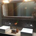 Banheiro do Spa