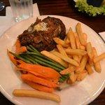 Steak carne - Hard Rock London