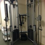 Multi-function equipment allows for a good workout, however the attachments are limited or missi