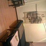 En-suite family room or triple room.