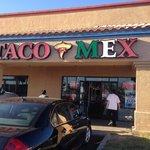 Taco Mex Restaurant - Calexico, CA