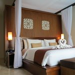 one bedroom villa-the room
