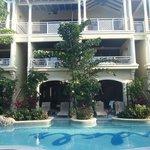 Beautiful Swim Up Suites