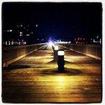 The pier @ night
