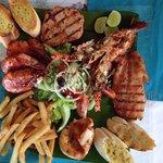 fish basket pour 2