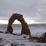 Delicate Arch - December 21, 2013