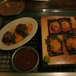 kobe beef and uni