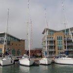 Commodore Yachting Fleet at Gosport Marina
