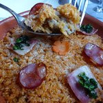 Duck Rice - pretty good dish