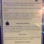 Motel Information