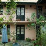 Habitaciones que dan al patio