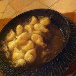 Sorte de gnocchis, savoureux et copieux à souhait ( bon en hiver! )