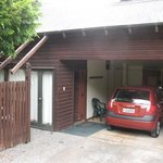 Park your car in carport