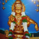 Lord Ayyappa at Sabarimala