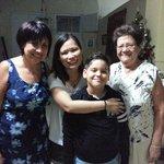 Ileana, and grandmum and her eldest grandson