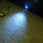 LED sensor nightlights that turn on when you put your feet down!