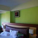 room 205 bed