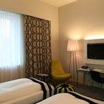 La mia camera al Andel's Hotel Berlin