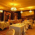 Le restaurant Le Corot