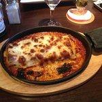 la mia lasagna