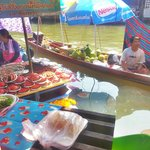 A genuine floating market (no tourist trap) is part of  our Samut Songkhram day trip.