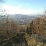 Baden Baden in the distance.