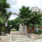 Jardines de El Alamo