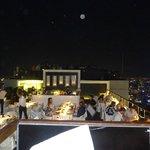 Rooftop restaurant/bar