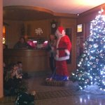 Babbo Natale all'hotel Holiday