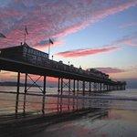 Paignton Pier an a gorgeous Saturday evening walk.