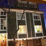 The Hansen apartment