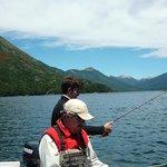 Día de pesca con Henry
