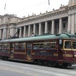 Бесплатный трамвай - маршрут 35