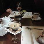 Tè e dessert