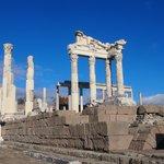 Hierapolis Ancient City Ruins