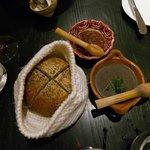 Pan y Salsas