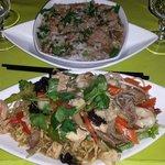 Chop Suey et Pho Bo
