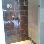 Loft Room Shower