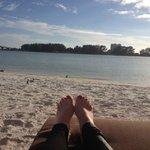 Gorgeous, private beach