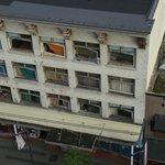 BEST WESTERN PLUS - Uitzicht kamer overkant