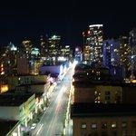 BEST WESTERN PLUS - Uitzicht kamer - s'avonds