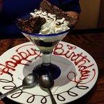 Happy Birthday @ Longhorn SteakHouse