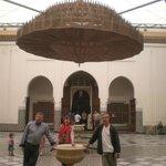 Museo de arte moderno. Marrakech