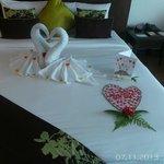 honeymoon arrangement