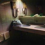 Bad mit viel Ablagefläche