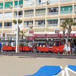 Benidorm train